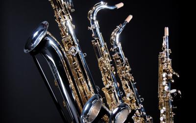 Die Saxophon-Familie